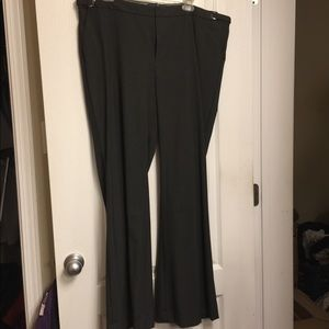 Ladies Gap Grey Dress Pants Size 16